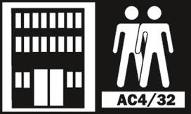 Parquet AC4/32 resistencia