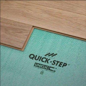 Quick Step Classic Base Aislante para promoción con instalación completa a € 26,70 m2