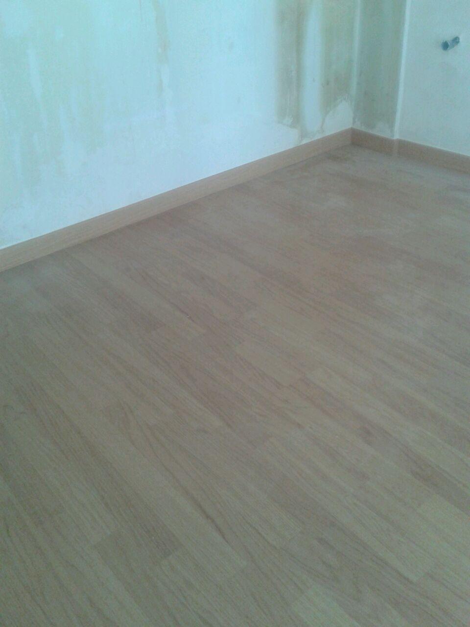 Casa de este alojamiento suelo radiante barato parquet - Colocar parquet laminado ...