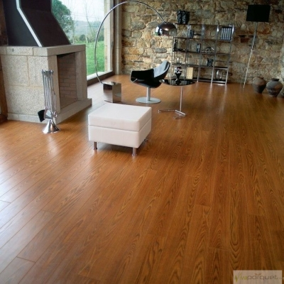 Finfloor Style 79D Roble Soberano Oscuro Bisel 4V