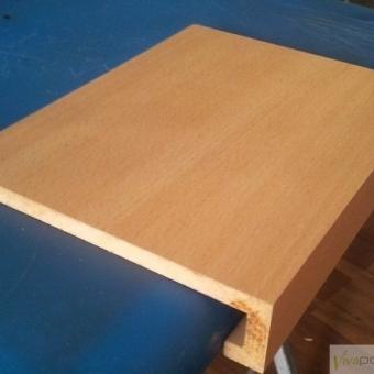 Escalón Mecanizado Peldaño Escalera es Producto Relacionado con perfiles-para-tarimas-kronoswiss