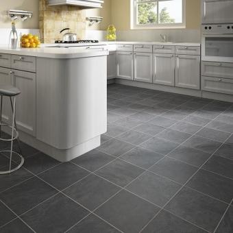 Otra imagen de Faus Industry Tiles Pompei Negro S172005_2