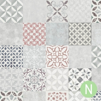 TARIMA AC3 Producto Faus Retro Mosaic Tile S180147