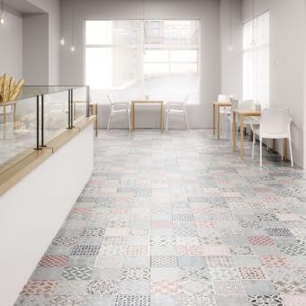 Otra imagen de Faus Retro Mosaic Tile S180147