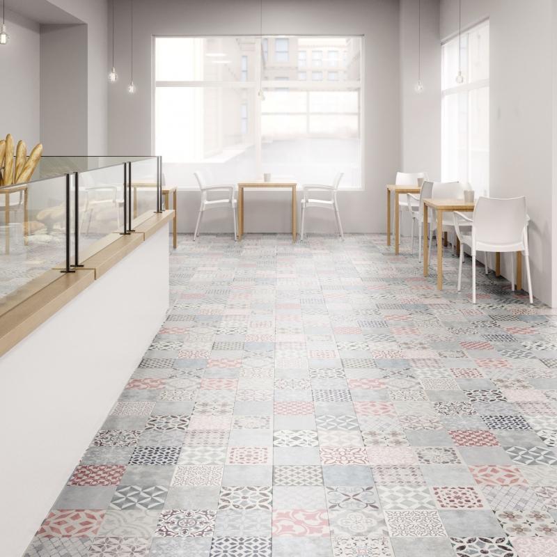 Faus Retro Mosaic Tile S180147