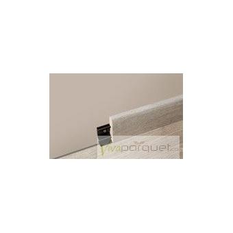 Clips BerryAlloc para fijación de Rodapiés Producto Accesorio de BerryAlloc Titanium Roble Gris Plateado 3110-3754