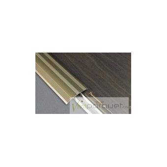 Perfil Adaptador BerryAlloc Dorado Producto Accesorio de BerryAlloc Titanium Roble Albar 3110-3740