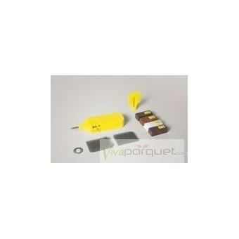 Kit de Reparación Parquet Laminado BerryAlloc Producto Accesorio de Tarima BerryAlloc Riviera Roble Blanco Lis 3040-3820