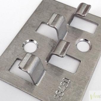 Grapas Clips Acero Inoxidable Producto Accesorio de Tarima Tecnológica Composite Alveolar Teka