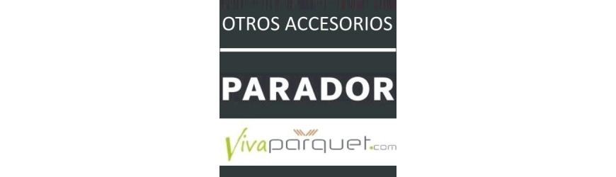 Parador Parquet Accesorios Kit Limpieza, Mantenimiento e Instalación Tarima Parador