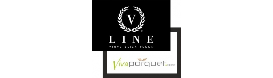V-Line Suelo de PVC Lamas Vinílicas