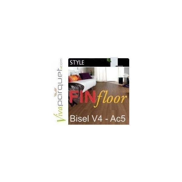 Finfloor Original Bisel 4V | Suelos Laminados Finfloor Original Biselado