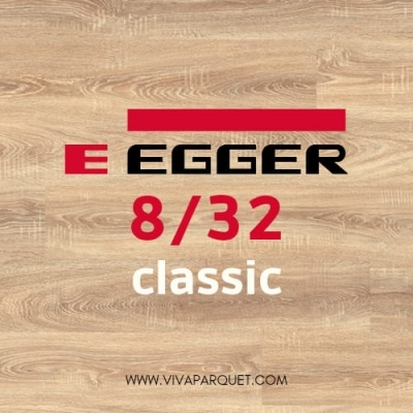 Egger Classic 8/32