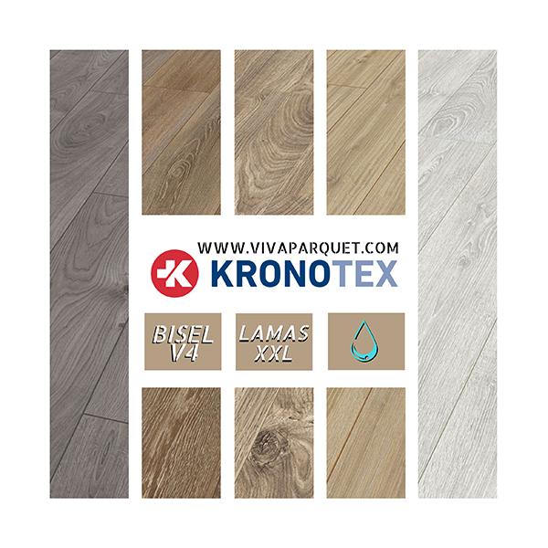 Kronotex Suelos Laminados | Colección de Tarimas Kronotex