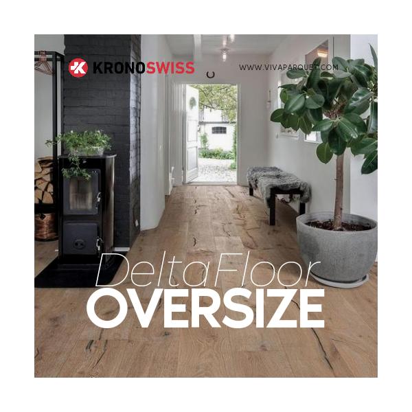 Kronoswiss Delta Floor Oversize