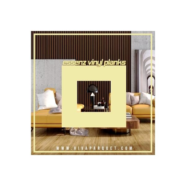 Tarima de PVC Essenz Vinyl Rigid Clic 30