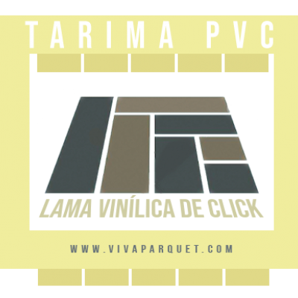 Tarima PVC Vinílica Clic