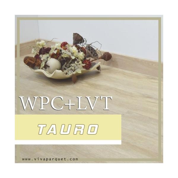 Tauro Lamas WPC + LVT 8mm
