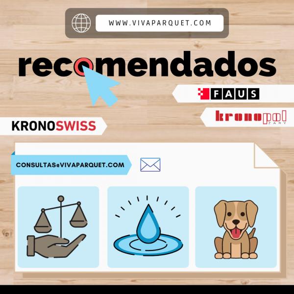 Los recomendados de Viva Parquet
