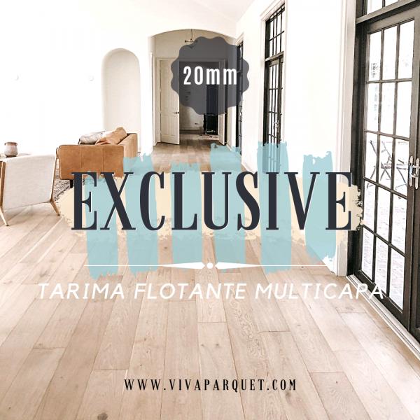 Tarima Flotante Exclusive