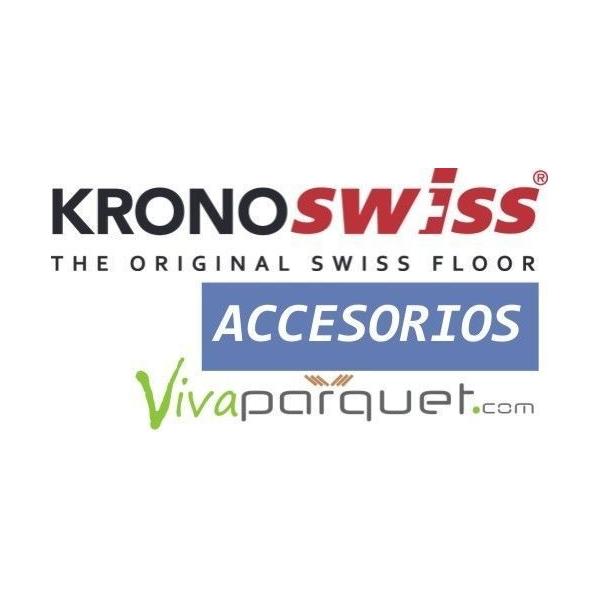 Kronoswiss Accesorios | Rodapies Perfiles Escalones y Base Aislante