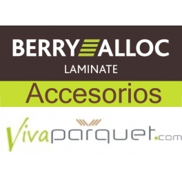 Accesorios y Complementos BerryAlloc