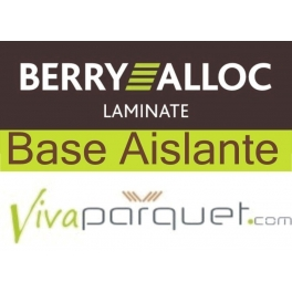 Bases Aislantes Subsuelo BerryAlloc