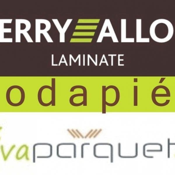 Rodapiés BerryAlloc