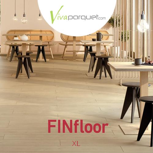 Finfloor XL Suelo Laminado AC5/33 10mm