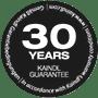 Garantía Kaindl 30 años
