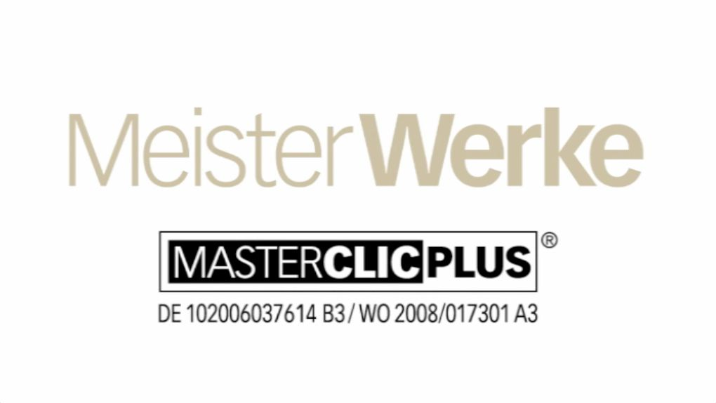 Sistema de clic unión Meister Masterclic Plus