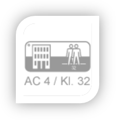 Tarima AC4 Resistencia al desgaste