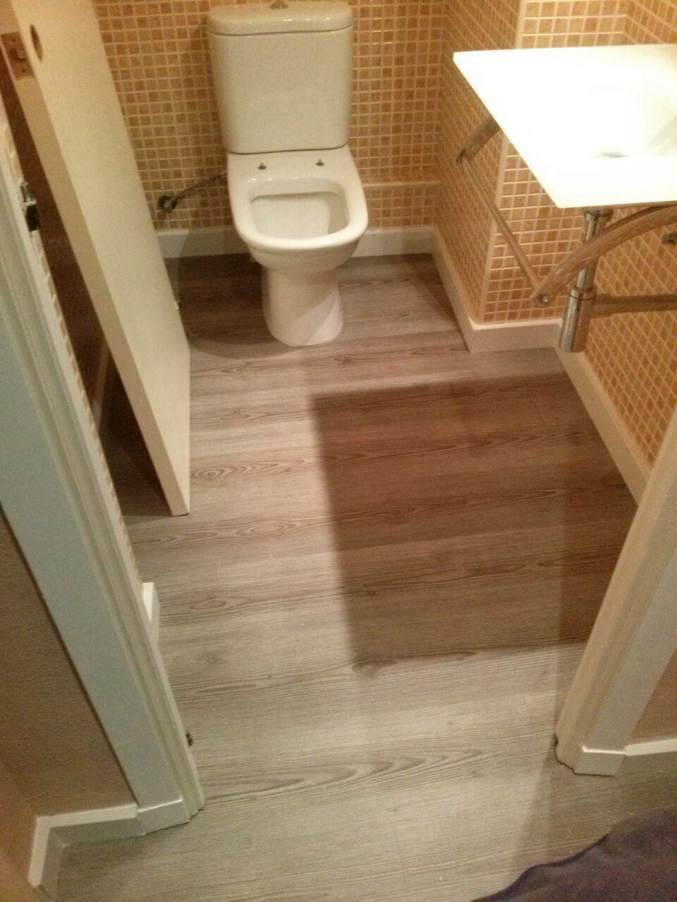 Parquet ac4 gris viva parquet for Cambiar el suelo de un piso
